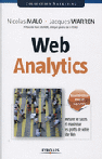 Livre Web Analytics de Jacques Warren et Nicolas Malo